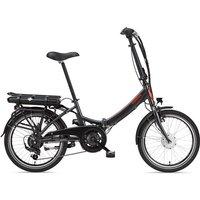 Telefunken E-Bike »Kompakt F810«, 7 Gang Shimano Shimano Tourney Schaltwerk, Kettenschaltung, Frontmotor 250 W*