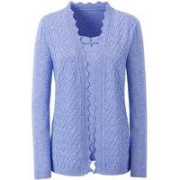 Classic Pullover in aktueller 2-in-1-Optik