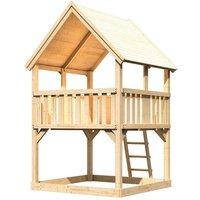 ABUKI Spielturm »Lenie 1«, BxT: 200x200 cm, inkl. Farbe*