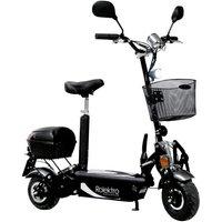 Rolektro E-Scooter »Rolektro eco-Fun 20 V.2 SE Plus, Schwarz«, 500 W, 20 km/h*