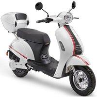 Luxxon E-Motorroller »E3000«, 3000 W, 45 km/h