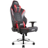 AKRACING Gaming Stuhl Master Max »rot«