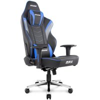 AKRACING Gaming Stuhl Master Max »blau«