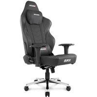AKRACING Gaming Stuhl Master Max »schwarz«