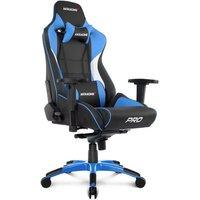 AKRACING Gaming Stuhl Master Pro »blau«