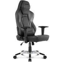 AKRACING Gaming Stuhl Office Obsidian »schwarz«