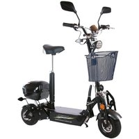 DIDI THURAU E-Scooter »City Roller Safety Plus RSP«, 20 km/h, Inkl. Rundum-Sorglos-Paket*
