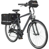 PROPHETE E-Bike Trekking »Entdecker e9.01«, 28 Zoll, 24 Gang, Heckmotor, 374,4 Wh