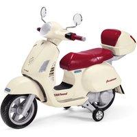 Elektrisches Kindermotorrad Vespa Peg Perego 12V auf elektro-fahrzeug-kaufen.de ansehen