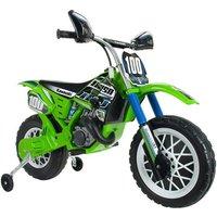 E-Kindermotorrad INJUSA Kawasaki  Cross 6V