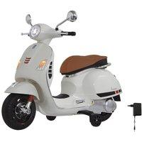 E-Kinder Motorroller Vespa auf elektro-fahrzeug-kaufen.de ansehen