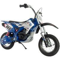 Elektrisches Kindermotorrad INJUSA XTreme Blue Fighter 24V