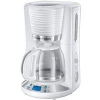 RUSSELL HOBBS Filterkaffeemaschine Inspire 24390-56, 1,25l Kaffeekanne, 1x4, 1100 Watt