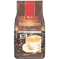 Melitta Kaffee - ganze Bohnen Bella Crema 1000 g »la Crema«