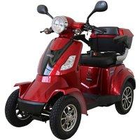 Rolektro Elektromobil »E-Quad 15«, 1000 W, 15 km/h, (mit Topcase)*
