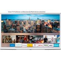 Samsung Serif-TV QE43LS01RA QLED-Fernseher (108 cm/43 Zoll, 4K Ultra HD, Smart-TV, Farbe wei)