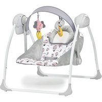 Kinderkraft Babyschaukel Flo, pink*