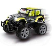 Carrera® RC-Fahrzeug »Carrera® RC Jeep Wrangler Rubicon« (Set, Komplettset), mit Licht*