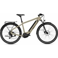 Ghost E-Bike »E-Square Trekking Essential Y AL U«, 9 Gang Shimano Altus RD-M2000 Schaltwerk, Kettenschaltung, Mittelmotor 250 W*