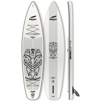 Indiana Paddle & Surf Inflatable SUP-Board »Indiana 11'6 Touring Inflatable«, Longboard, (Set)