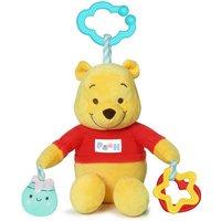 Clementoni® Kuscheltier »Winnie the Pooh Aktivitäts-Plüsch«