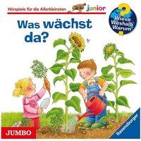 JUMBO Verlag CD Wieso Weshalb Warum Junior 22 - Was wächst da?