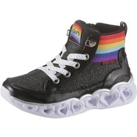 Skechers Kids »Blinkschuh Heart Lights« Sneaker mit Herzchen in der Laufsohle