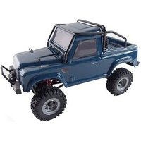 Amewi AMXRock Crawler AM24 4WD, 1:24 RTR blau*