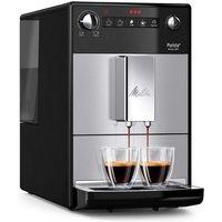 Melitta Kaffeevollautomat Purista F23/0-101 silber