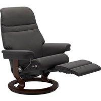 Stressless® Relaxsessel »Sunrise«, mit Classic Base & LegComfort™, Größe M, Gestell Braun
