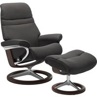 Stressless® Relaxsessel »Sunrise«, mit Signature Base, Größe L, Gestell Wenge