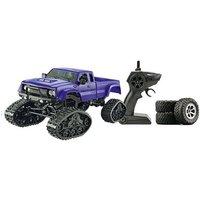 Amewi Pickup Truck FPV mit Rädern & Ketten 4WD 1:16 blau*