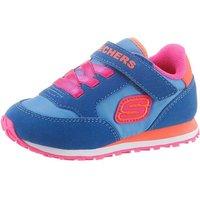 Skechers Kids »Retro Sneaks« Sneaker mit praktischem Klettriemchen