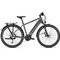 Raleigh E-Bike »KENT 10 XXL«, 10 Gang Shimano Deore Schaltwerk, Kettenschaltung, Mittelmotor 250 W