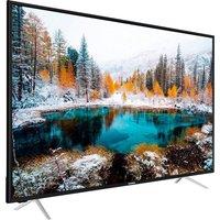 Telefunken D55V800M4CWH LED-Fernseher (139 cm/55 Zoll, 4K Ultra HD, Smart-TV, 36 Monaten Herstellerlangzeitgarantie)
