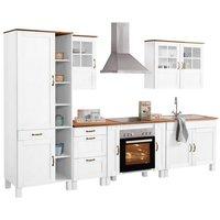 home affaire Home Küchen-Set »Alby«, (Set, (7-tlg)