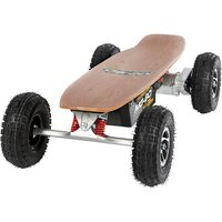MO-BO Elektroskateboard »Classic Wood«, 1300 W, 40 km/h, Heckmotor, 22 Ah