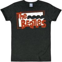 LOGOSHIRT T-Shirt mit großem Print »The Beatles«