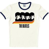 LOGOSHIRT T-Shirt mit The Beatles-Frontprint