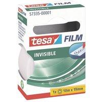 Tesa Klebeband transparent matt 57335, 19 mm/10 m (B/L) »matt-unsichtbar«