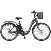 DIDI THURAU E-Bike City Damen »Alu City Comfort7 PLUS«, 28 Zoll, 7 Gang, Frontmotor, 374 Wh
