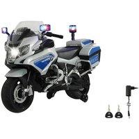 Elektrisches Kindermotorrad JAMARA BMW R1200 RT Police Kinder ab 3 Jahre 12