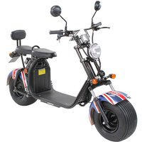 EFLUX E-Scooter »Harley Two«, 1500 Watt, 45 km/h