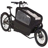 PROPHETE E-Bike Lastenrad »Cargo E-Bike 2.0«, 8 Gang, Mittelmotor, 250 W