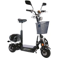 DIDI THURAU E-Scooter »City Roller Safety RSP«, 20 km/h, Inkl. Rundum-Sorglos-Paket*