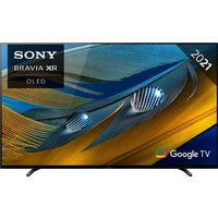 Abbildung Sony XR-77A80J OLED-Fernseher (195 cm/77 Zoll, 4K Ultra HD, Google TV, BRAVIA XR, Smart TV)