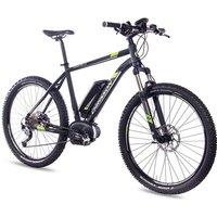 Chrisson E-Bike »E-Mounter 1.0«, 9 Gang Shimano Acera RD-M3000 Schaltwerk, Kettenschaltung, Mittelmotor 250 W*