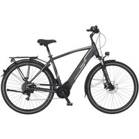 FISCHER Fahrräder E-Bike »Viator 5.0i Herren Trekking E-Bike«, 10 Gang SRAM GX 10 Schaltwerk, Kettenschaltung, Mittelmotor 250 W