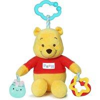 Clementoni® Motorikwürfel »Winnie the Pooh Aktivitäts-Plüsch«