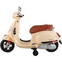 E-Kindermotorrad JAMARA Elektroroller Rideon Vespa Kinder ab 3
